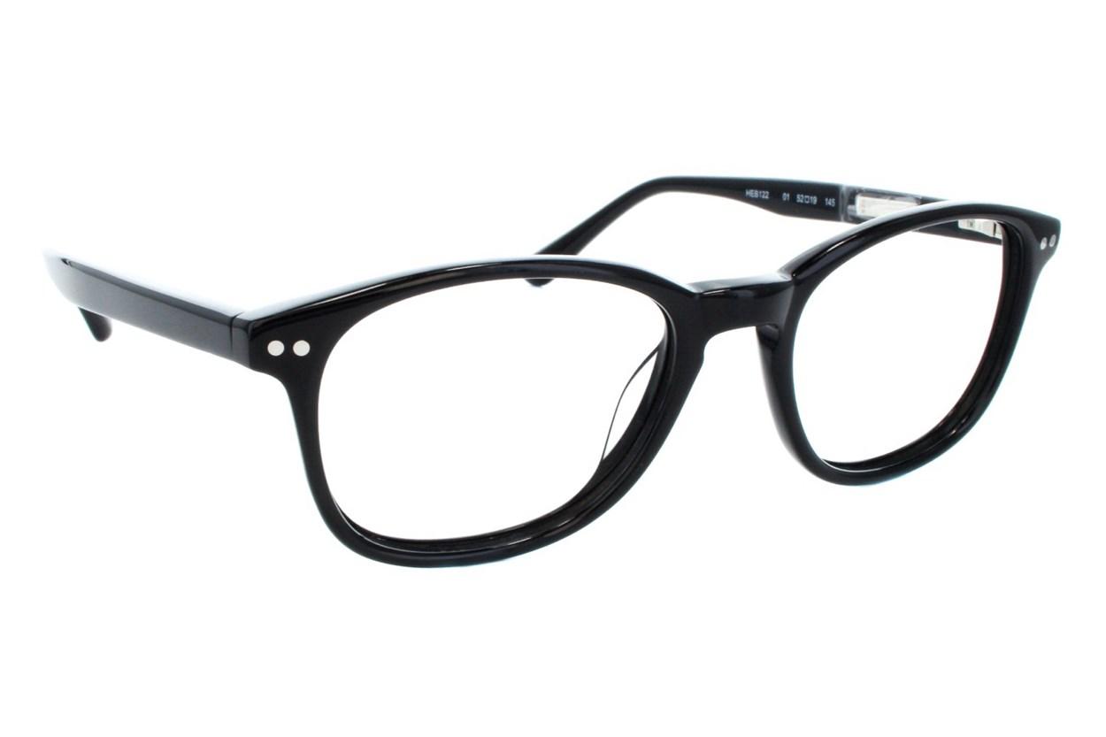 Hackett London Bespoke HEB122 Black Glasses