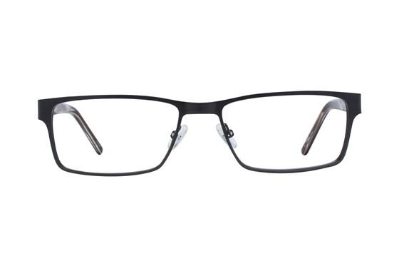 Hackett London Large Fit HEK1091 Black Glasses