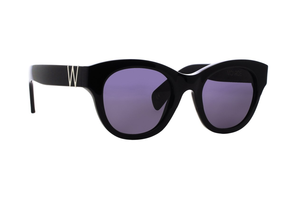 Wildfox Monroe Black Sunglasses