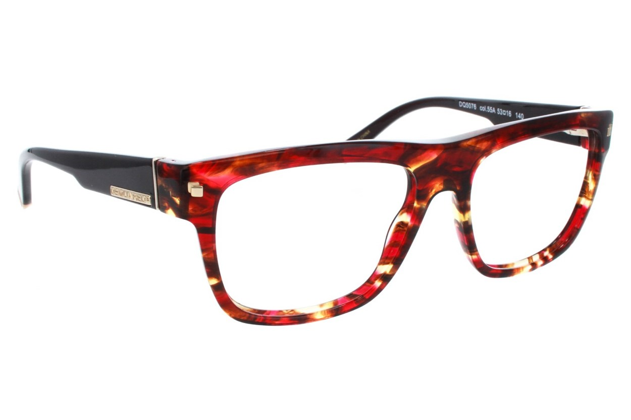 Dsquared2 DQ5076 Red Glasses