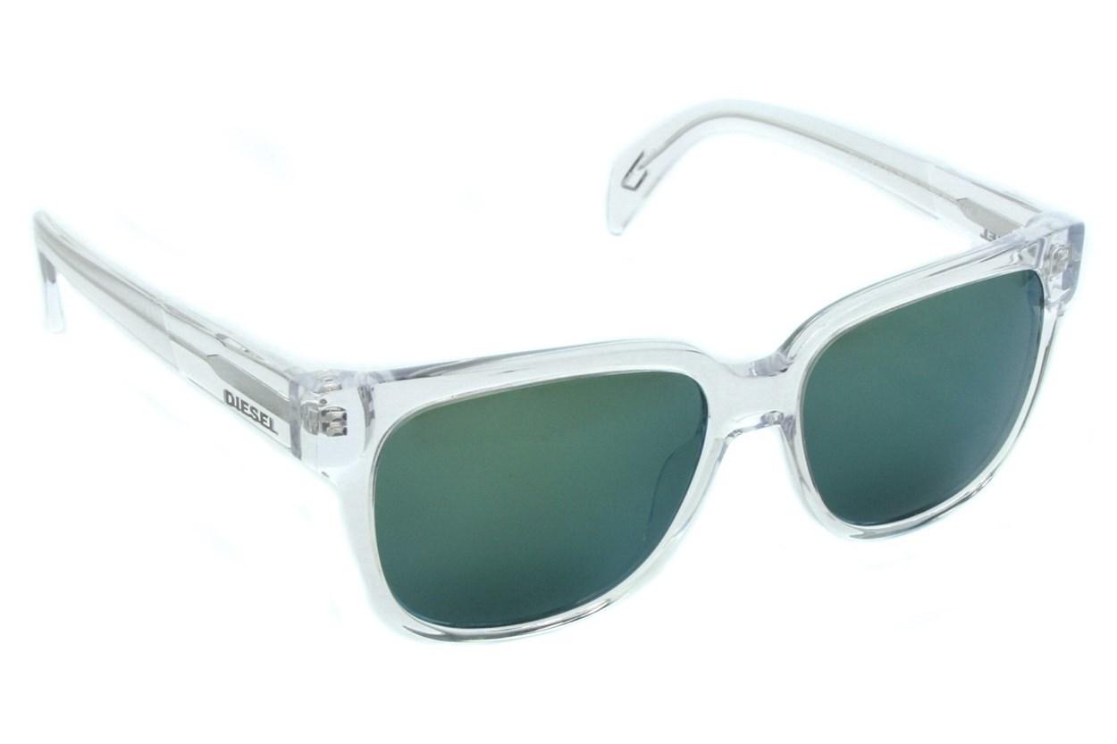 Diesel DL 0074 Clear Sunglasses
