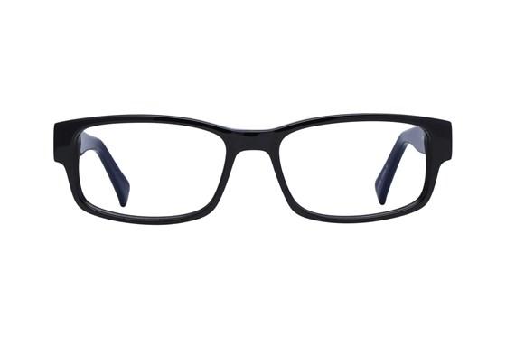 Lunettos Clark Purple Glasses