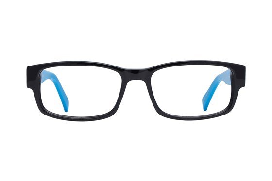 Lunettos Clarkson Blue Glasses