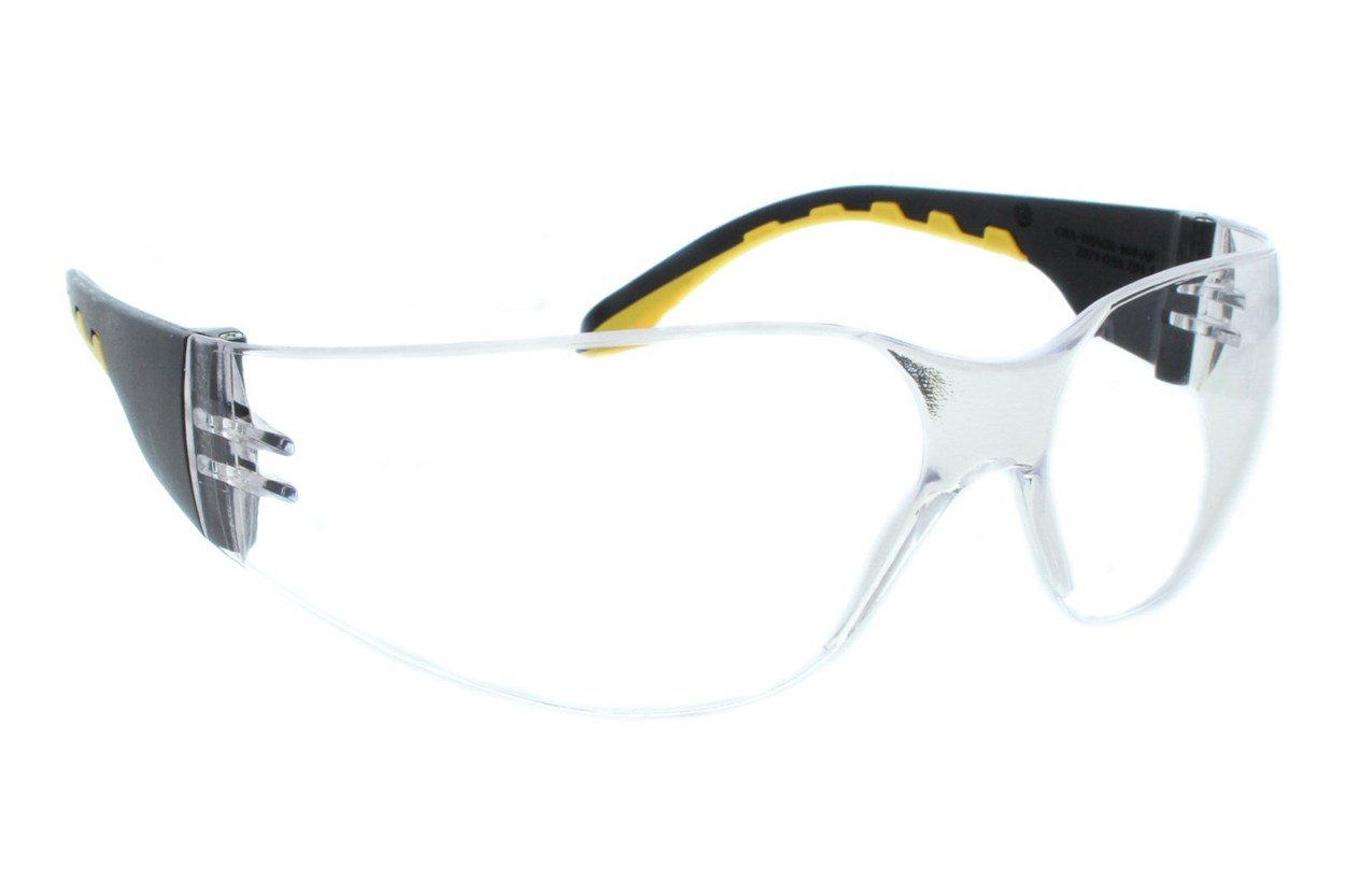 CAT Track Safety Eyewear Clear ProtectiveEyewear