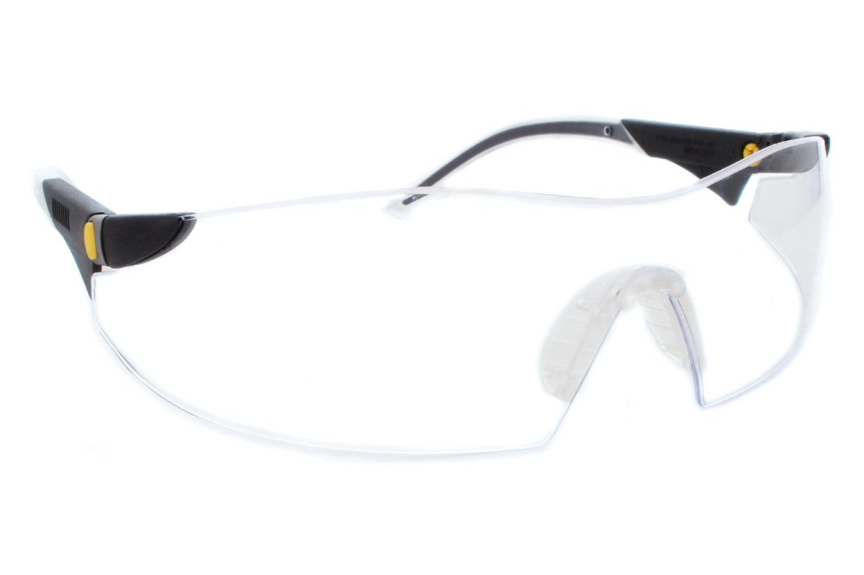 CAT Dozer Safety Glasses Clear ProtectiveEyewear