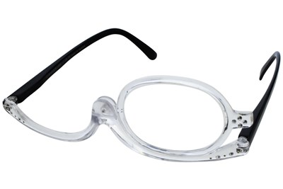 I Heart Eyewear Make-up Reader Clear