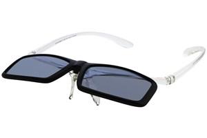 Click to swap image to alternate 2 - I Heart Eyewear Flip-Up Reading Sunglasses Black ReadingGlasses
