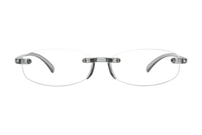 I Heart Eyewear Twisted Specs Gray