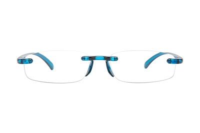 I Heart Eyewear Twisted Specs Blue