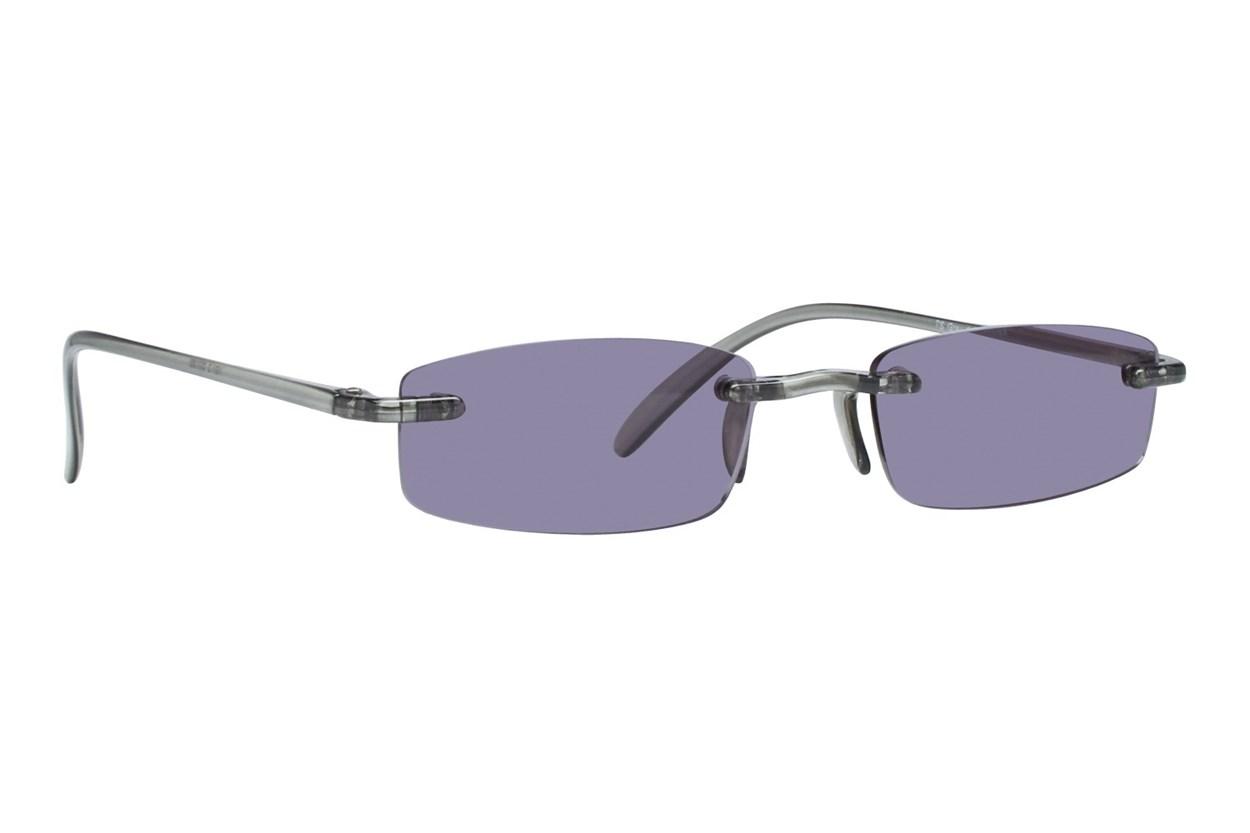 I Heart Eyewear Twisted Sun Specs Gray