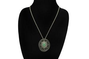 Click to swap image to alternate 1 - I Heart Eyewear Sedona Magnifier Necklace  GlassesChainsStraps