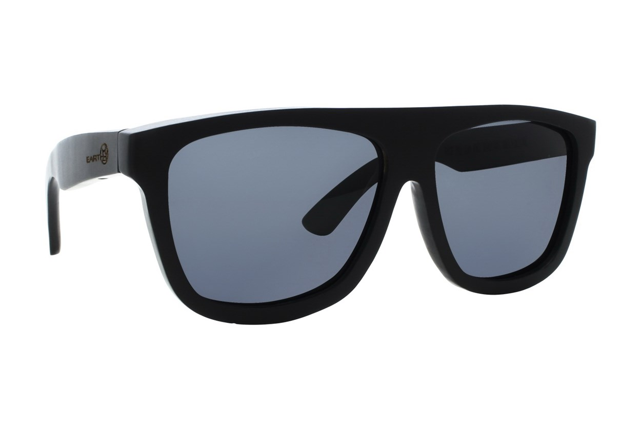 EARTH Wood Imperial Black Sunglasses