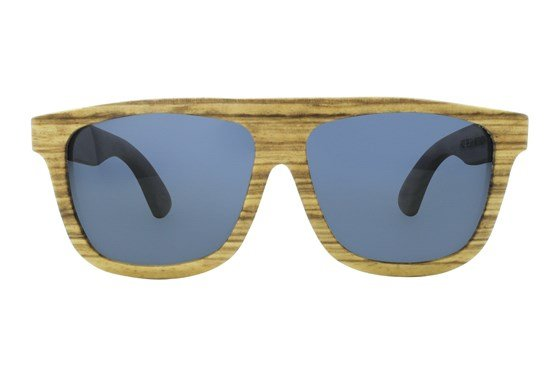 EARTH Wood Imperial Brown Sunglasses