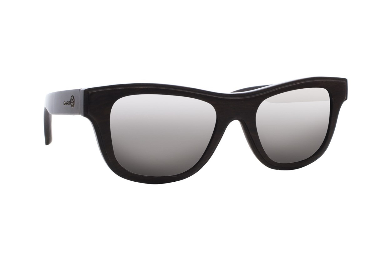 EARTH Wood Westport Black Sunglasses