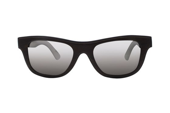 EARTH Wood Westport Black Sunglasses