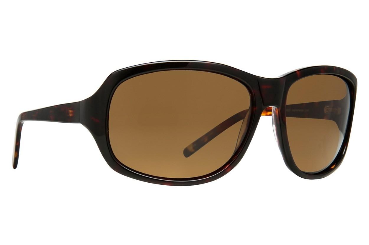 Lunettos Betty Tortoise Sunglasses