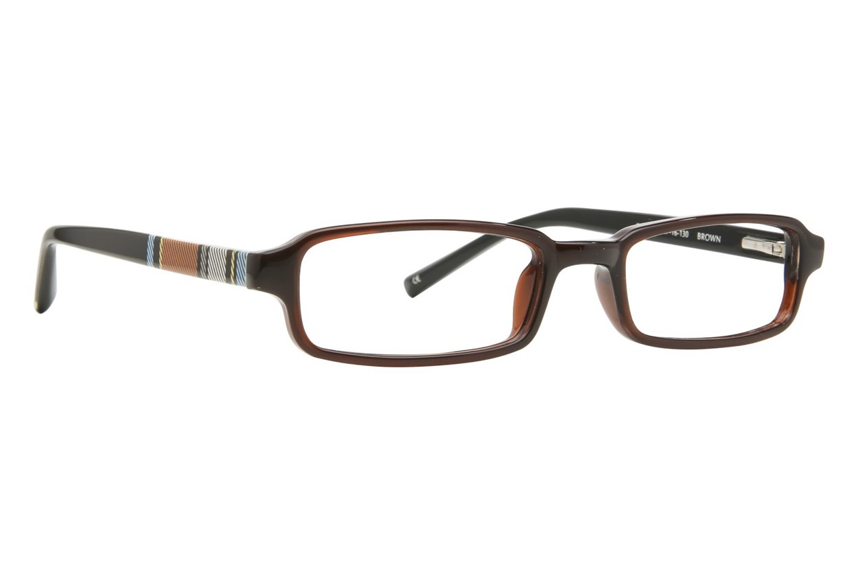 Converse Zoom Brown Glasses