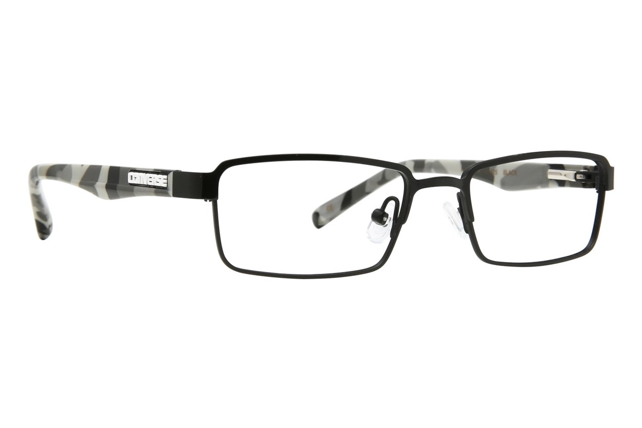 Converse K012 Black Glasses