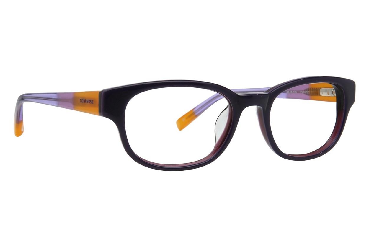 Converse Q005 Purple Glasses