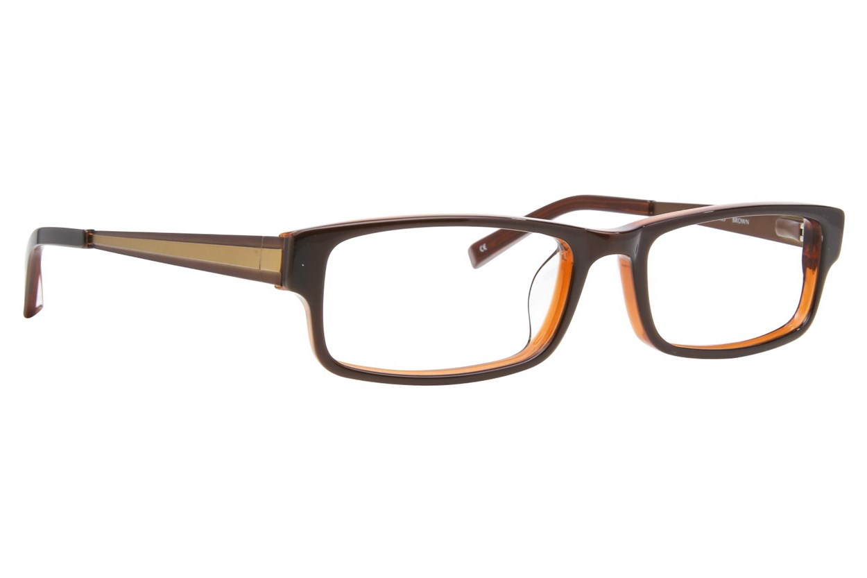 Converse Q018 Brown Glasses