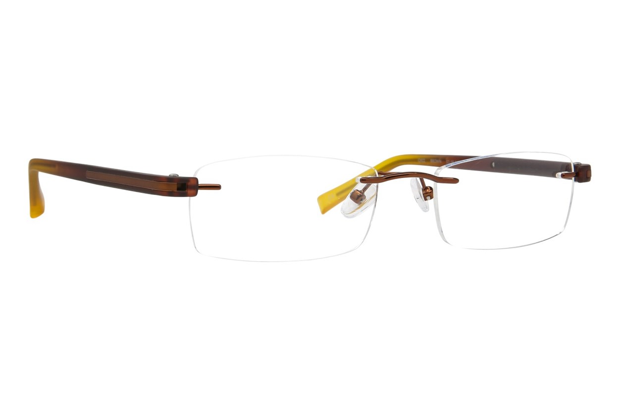 Converse Q022 Brown Glasses