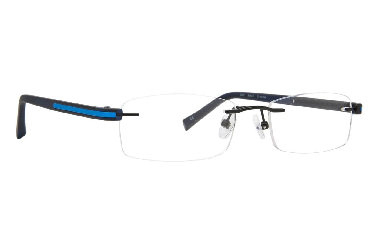 Converse Q022 Black Glasses