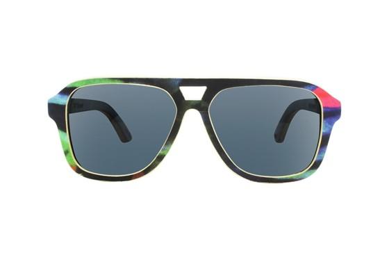 Proof Donner Skate Black Sunglasses