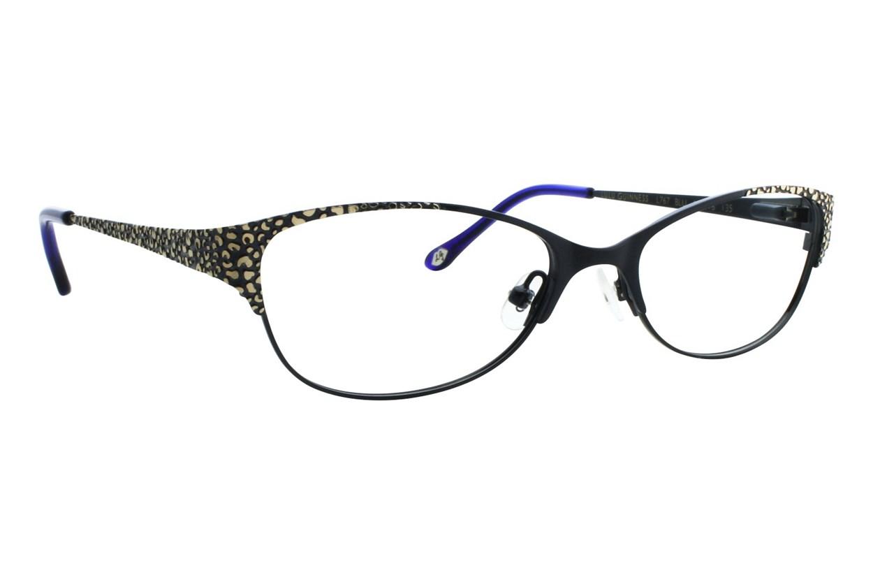 Lulu Guinness L767 Blue Glasses