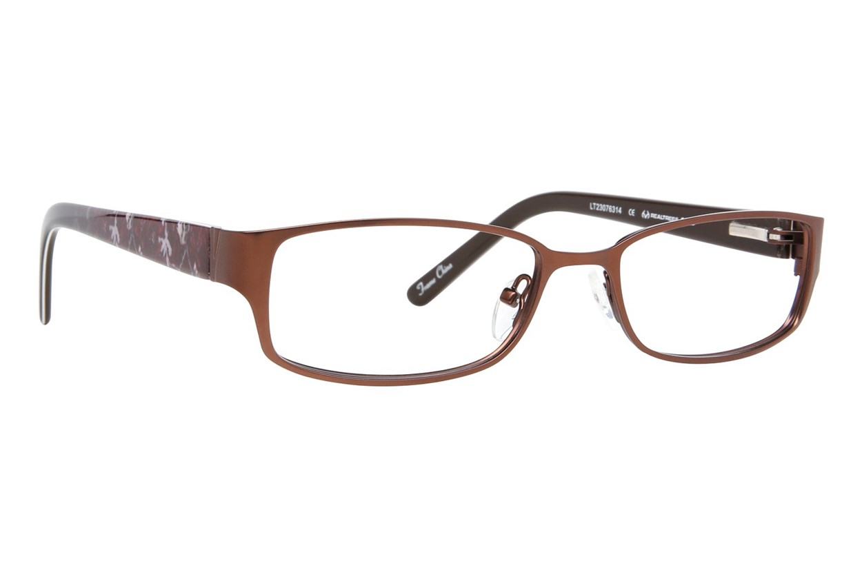Realtree R470 Brown Glasses