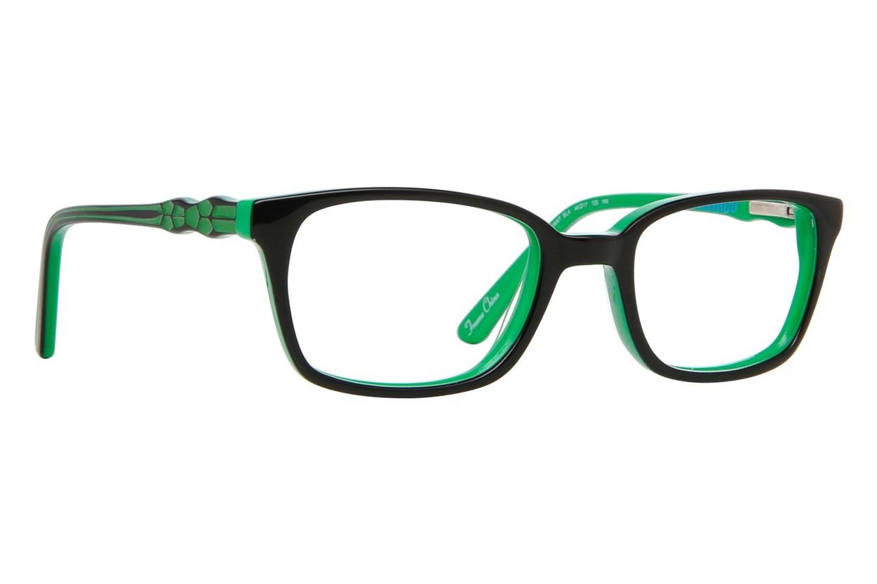 Nickelodeon Teenage Mutant Ninja Turtles Valiant Black Glasses