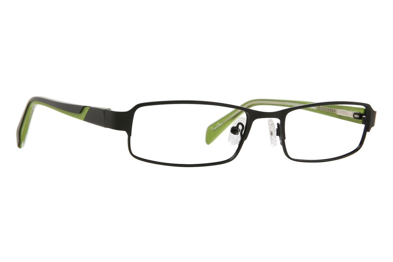 Cantera Zipline Black Glasses