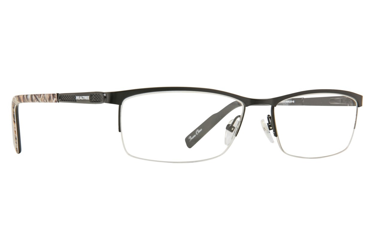 Realtree R453 Eyeglasses - Black