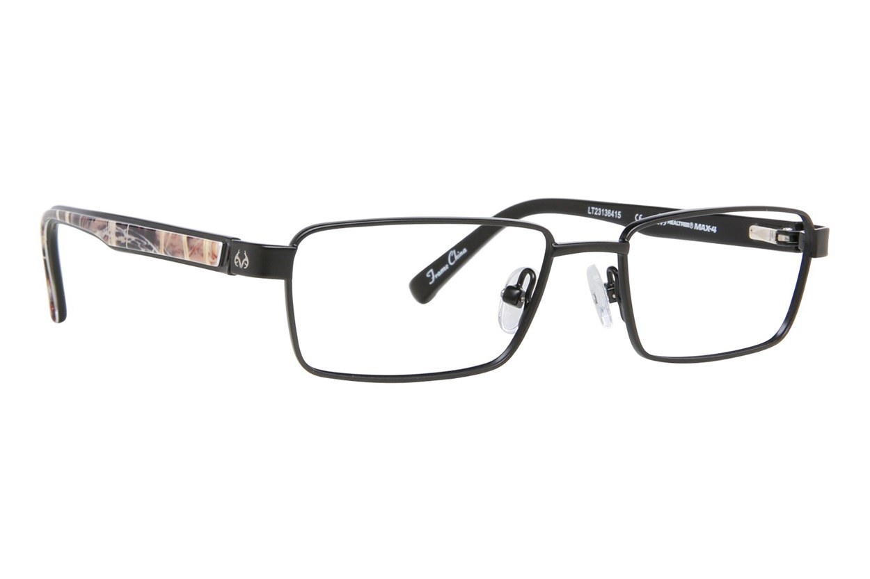 Realtree R460 Black Glasses
