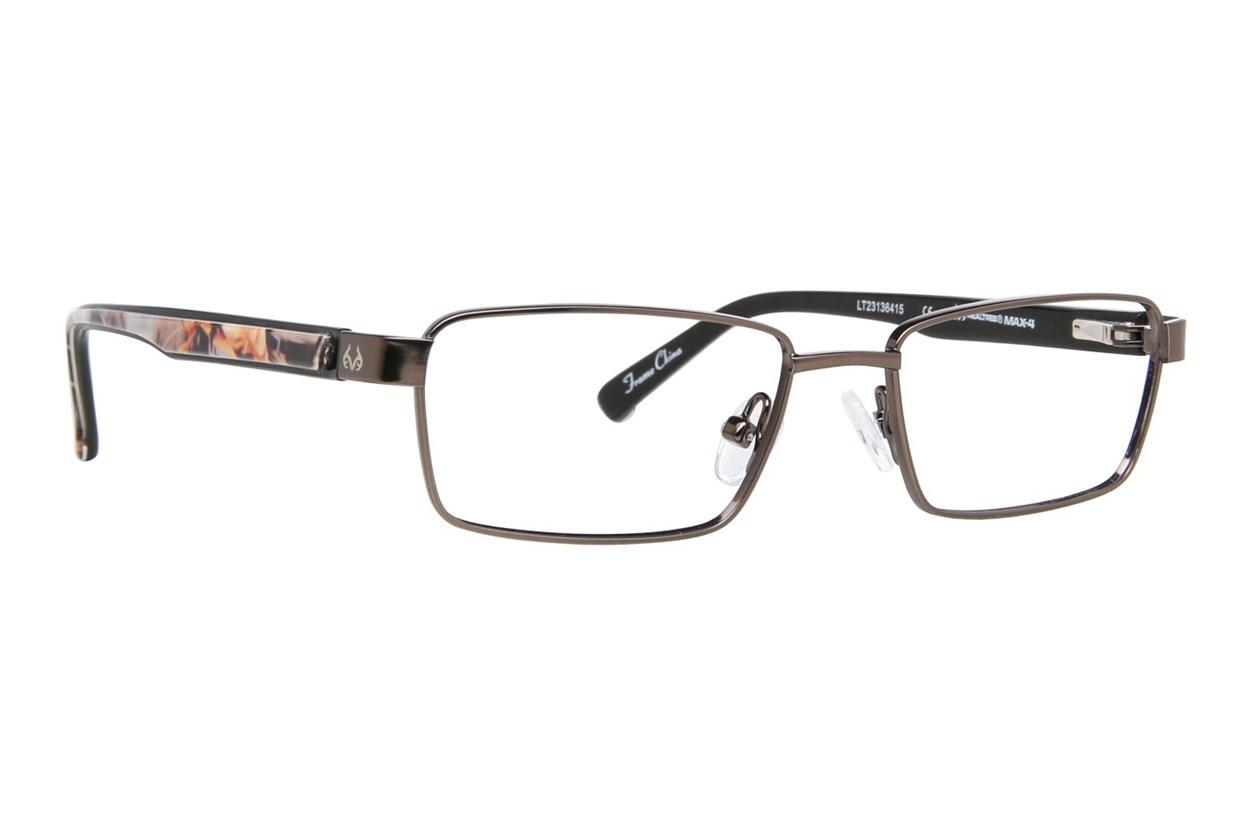 Realtree R460 Gray Glasses