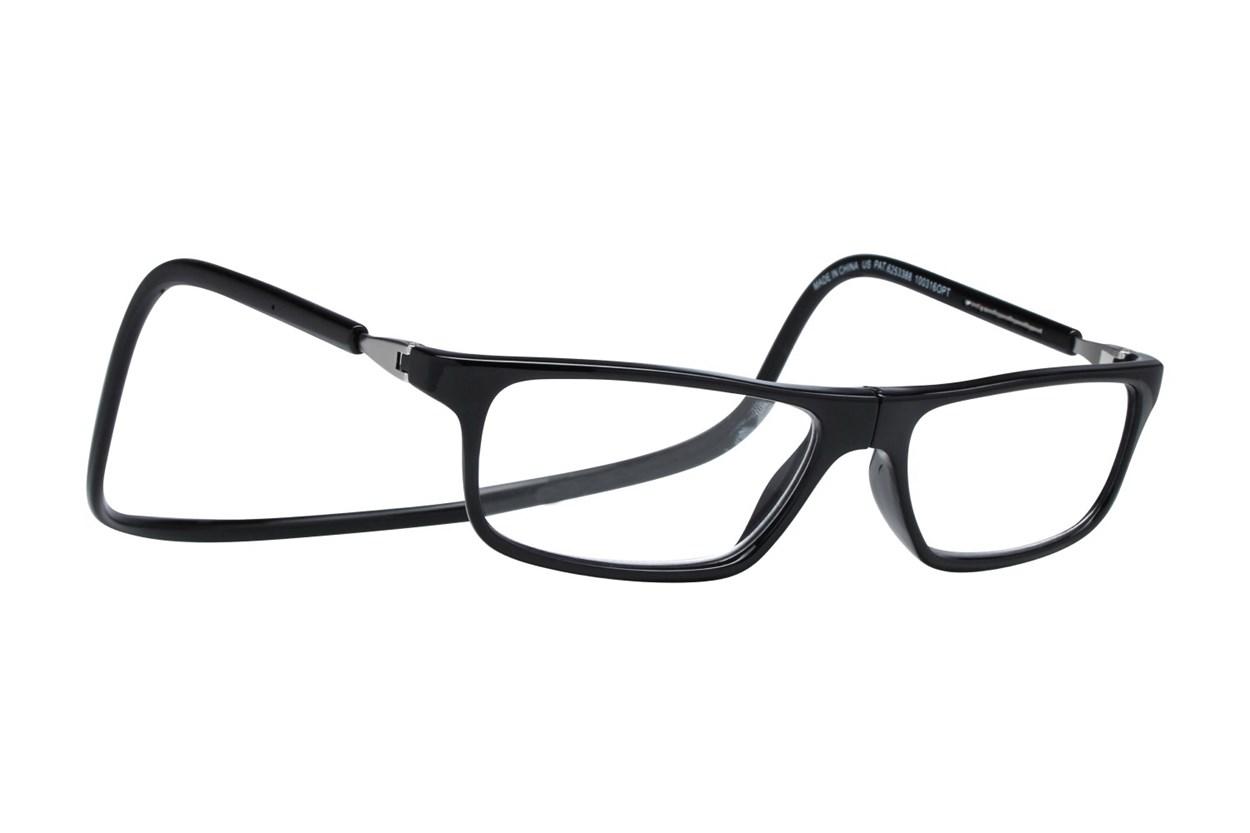 Clic-Optical Executive Black ReadingGlasses