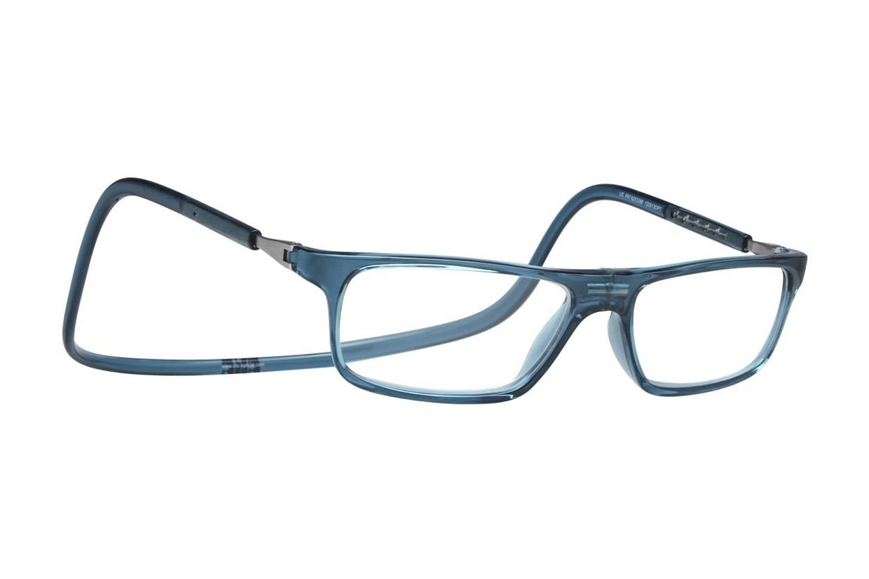 Clic-Optical Executive Blue ReadingGlasses