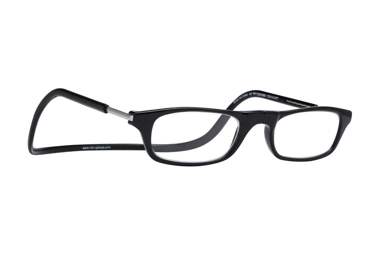 Clic-Optical Original Black ReadingGlasses
