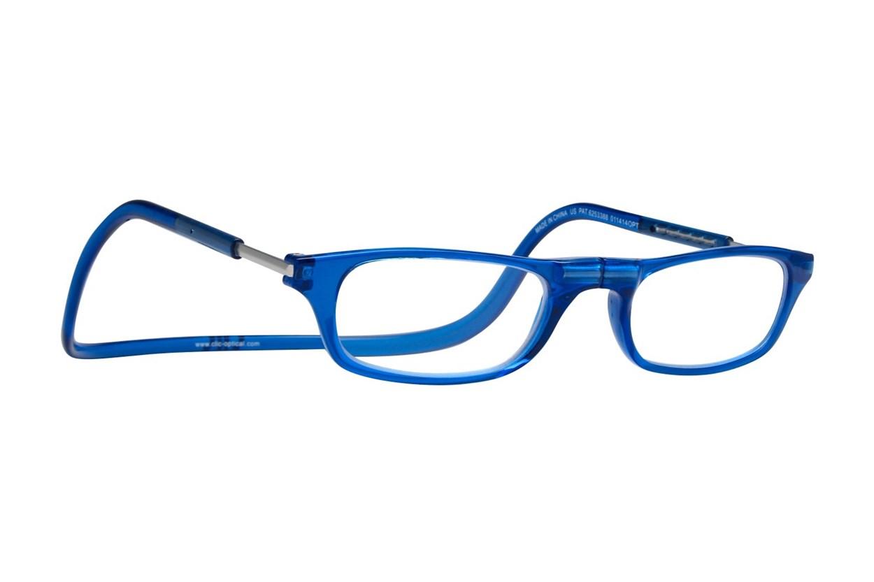Clic-Optical Original Blue ReadingGlasses