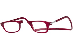 Click to swap image to alternate 1 - Clic-Optical Original Red ReadingGlasses
