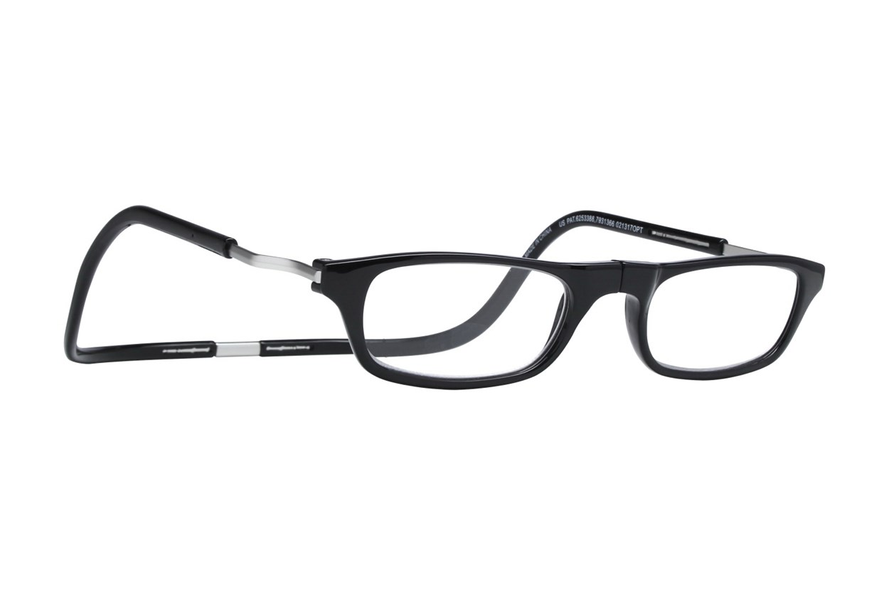 Clic-Optical Original XXL Black ReadingGlasses