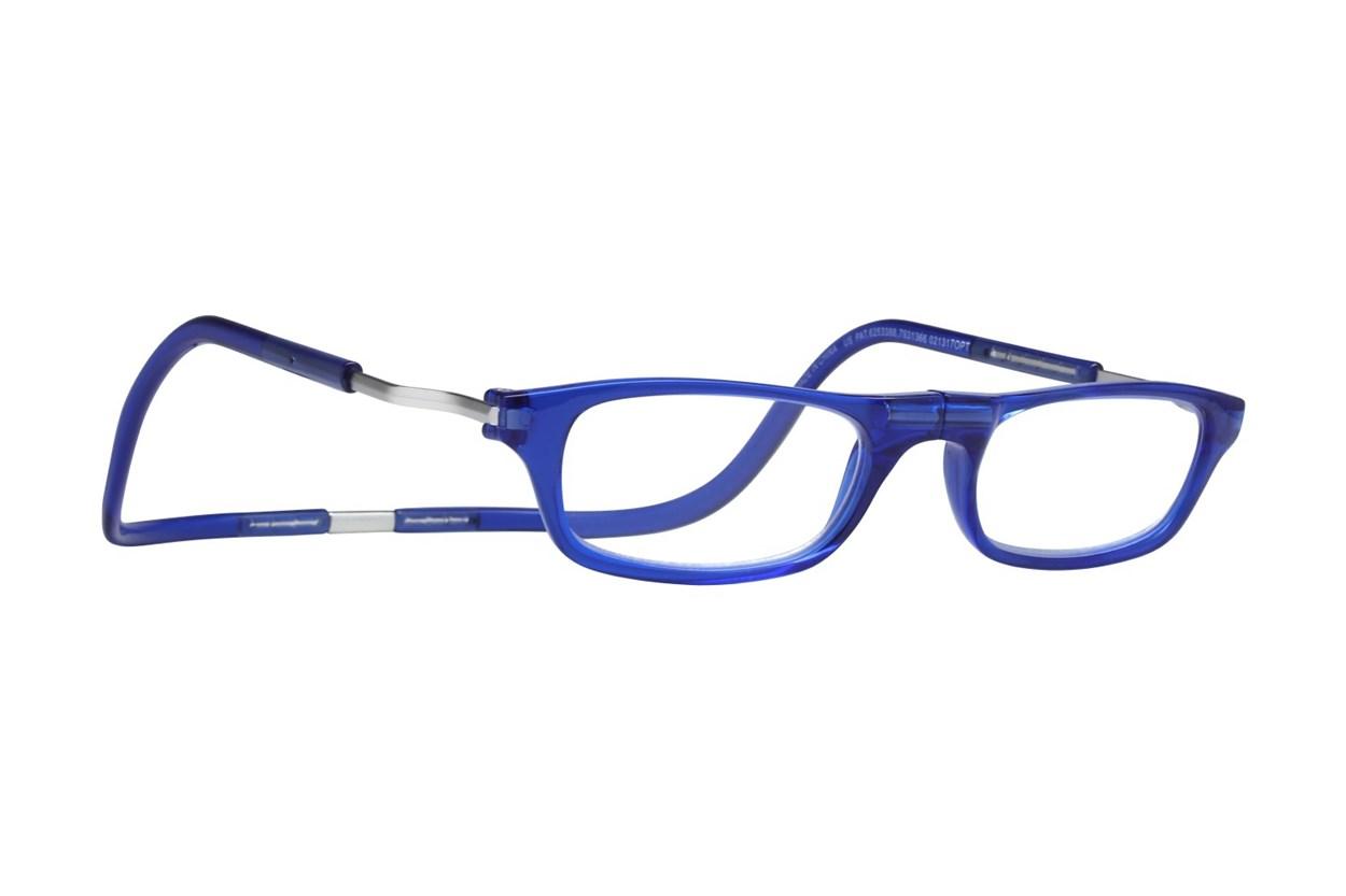 Clic-Optical Original XXL Blue ReadingGlasses