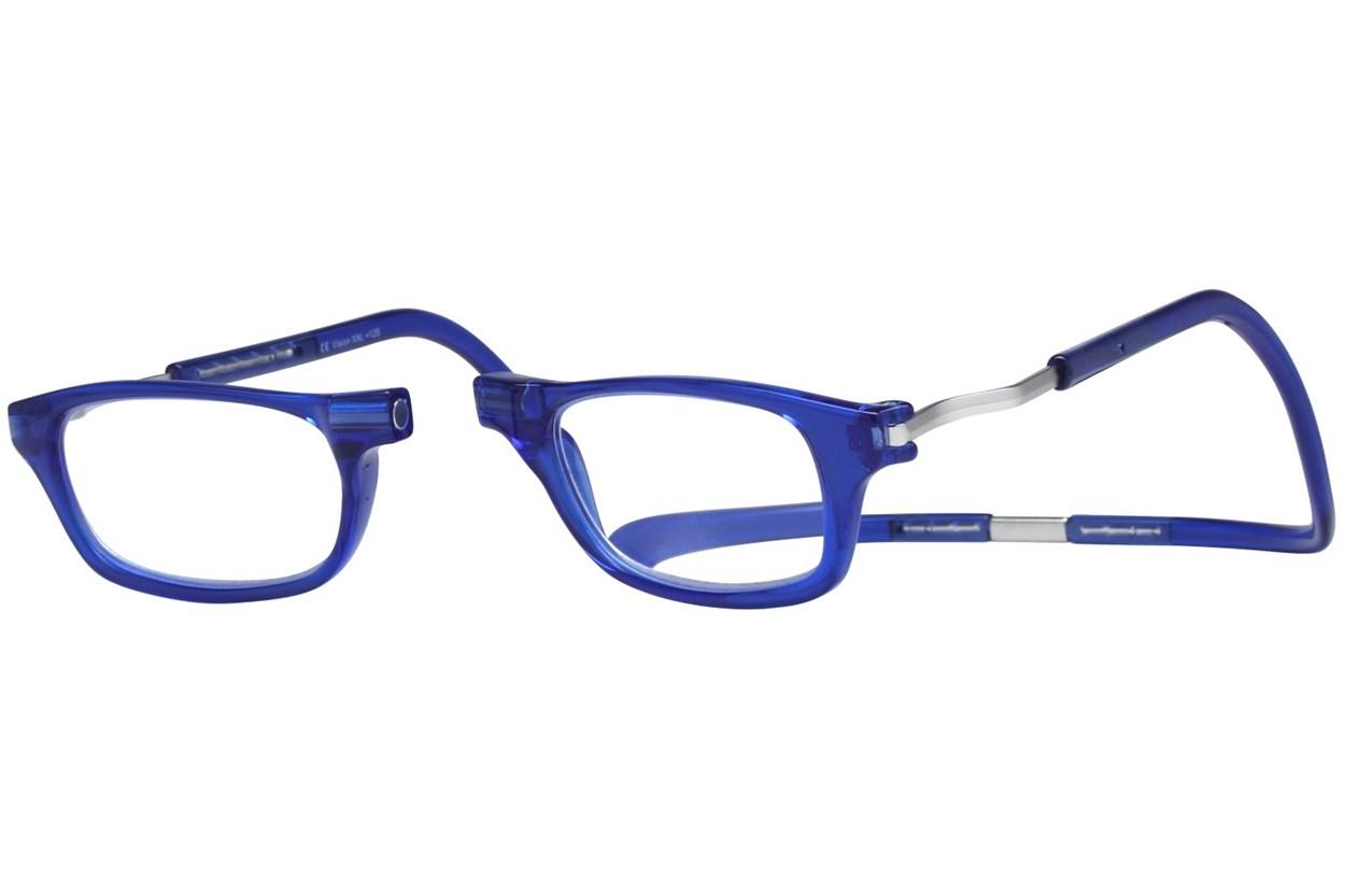 Alternate Image 1 - Clic-Optical Original XXL Blue ReadingGlasses