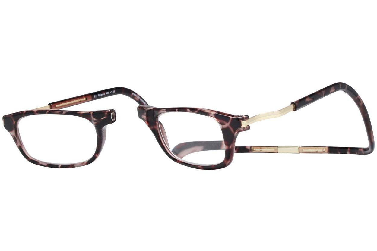 Alternate Image 1 - Clic-Optical Original XXL Tortoise ReadingGlasses