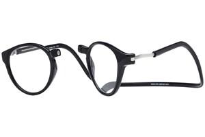 Click to swap image to alternate 1 - Clic-Optical Vintage XXL Black ReadingGlasses