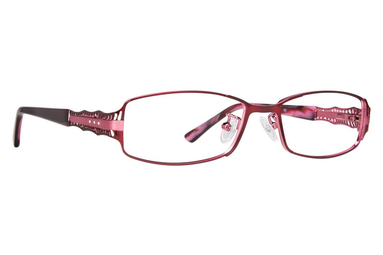 Red Lotus AF 210M Red Glasses