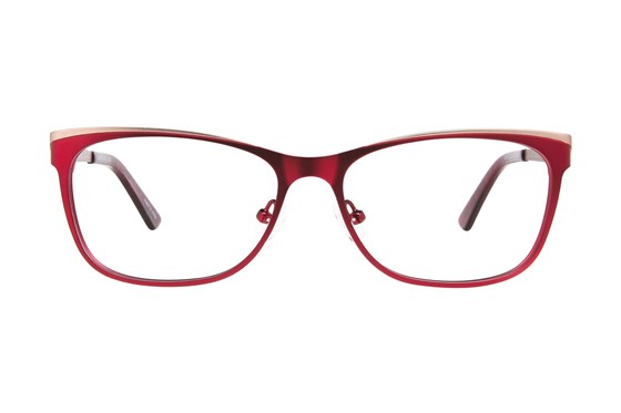 Ann Taylor AT101 Red Glasses