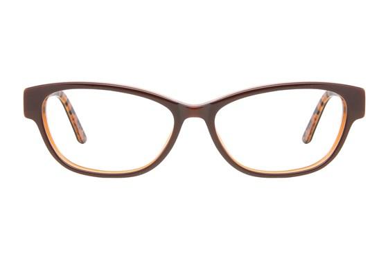Ann Taylor AT300 Brown Glasses