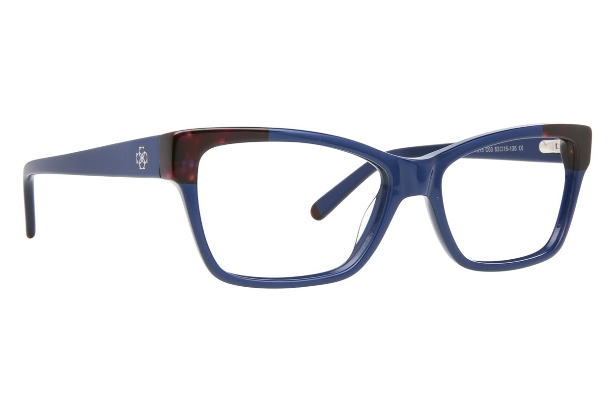 Ann Taylor AT315 Blue Glasses