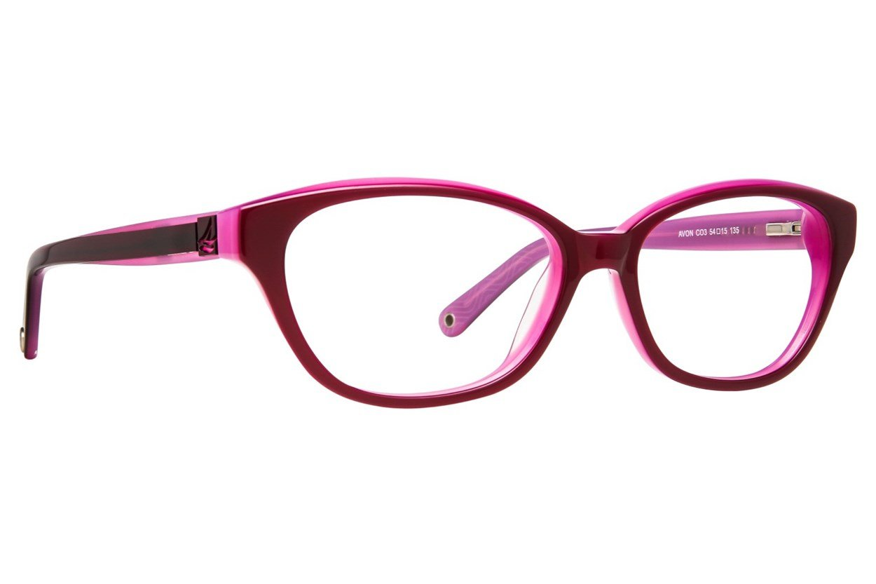 Sperry Top-Sider Avon Red Glasses
