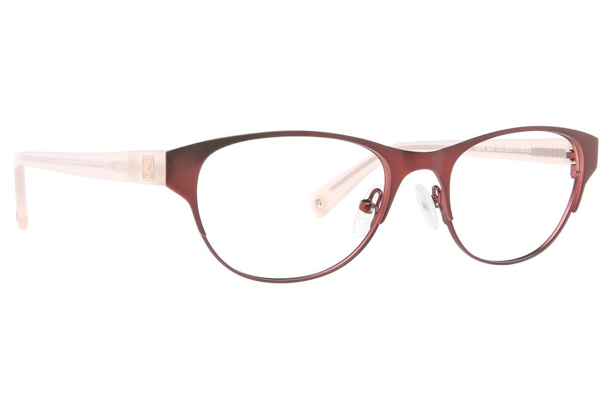 Sperry Top-Sider Cape May Red Glasses